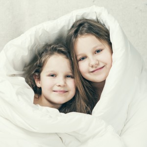 Wool bedding girls 11