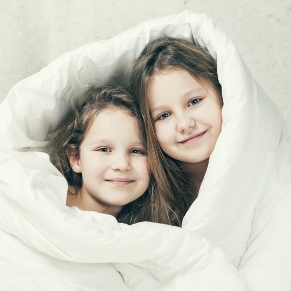 Wool bedding girls 11