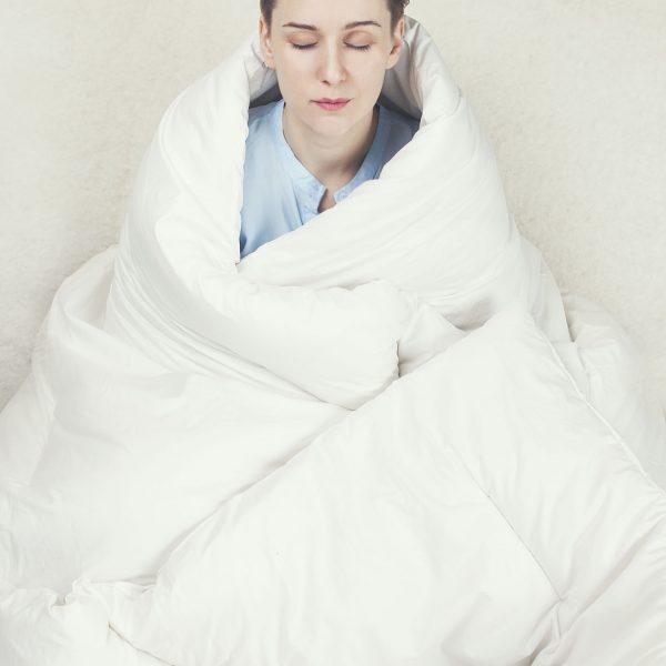 Wool duvet mother