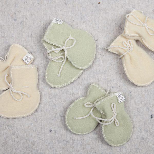 yellow-green-booties-mittens