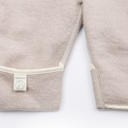 Babysuit detail  foot