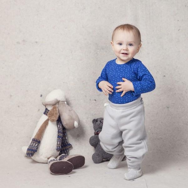 Pants grey 1