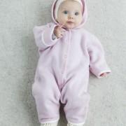 Suit pink 1