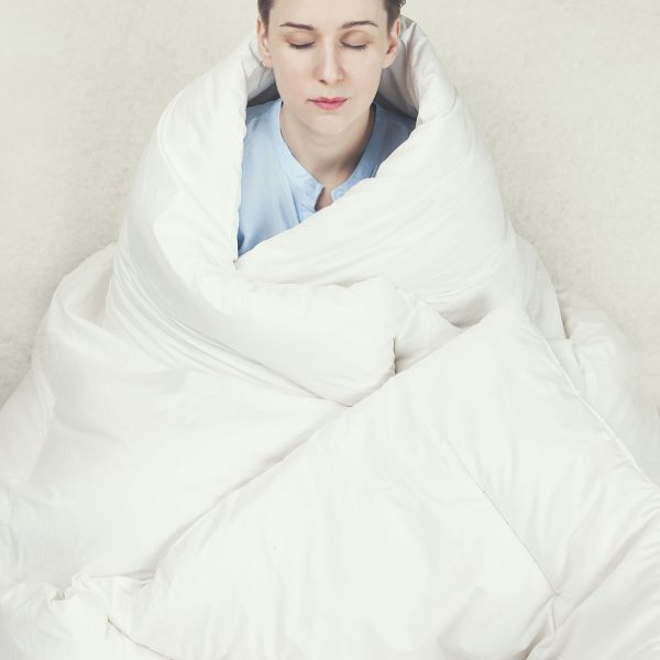 Wool duvet mother