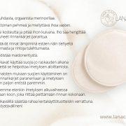 LNA PPT nursing pads.FIN2