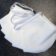 mask white cotton